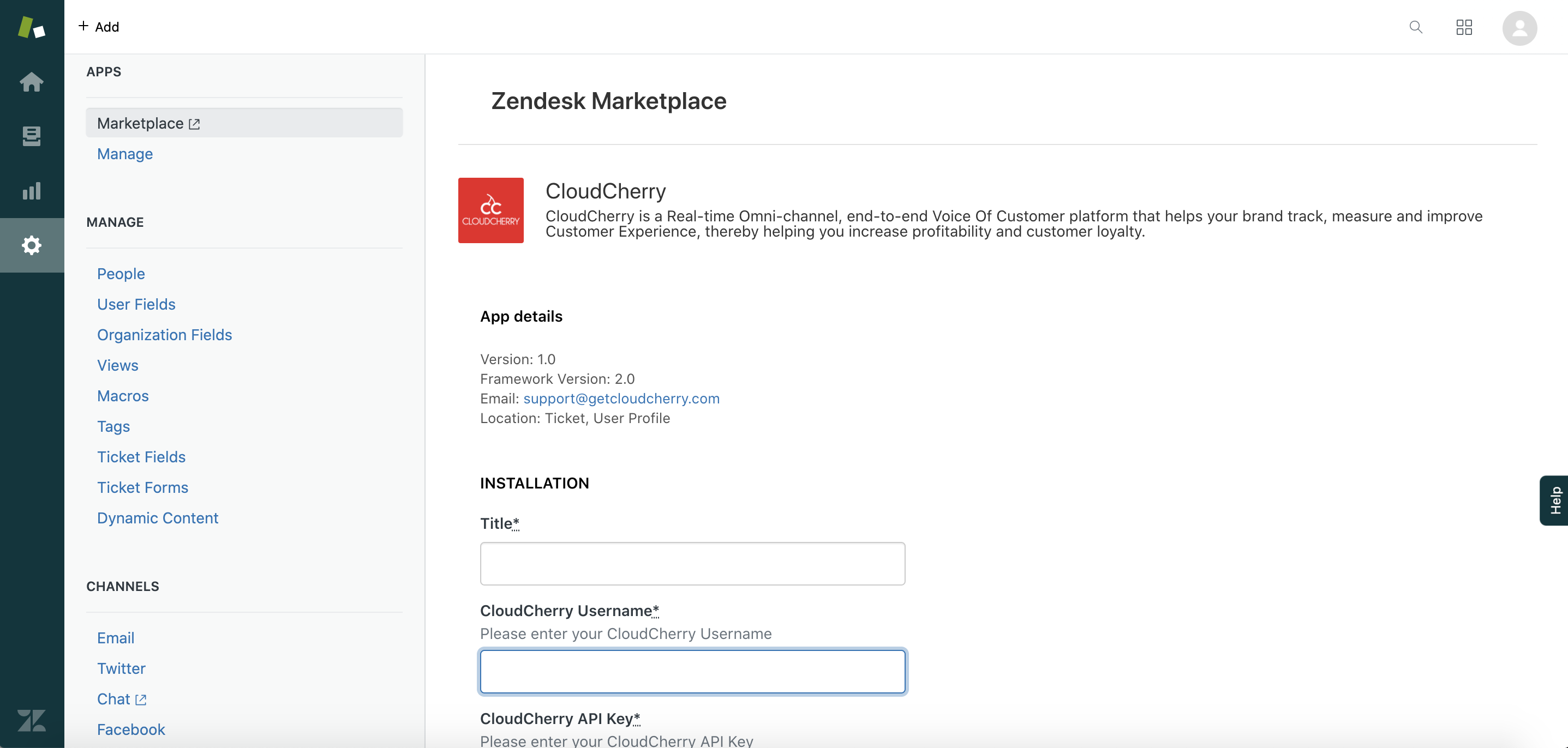 Integrations/Zendesk/ZCMarketplaceCCAppInstall.png